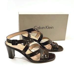 Calvin Klein Sandals - Vintage with Original Box